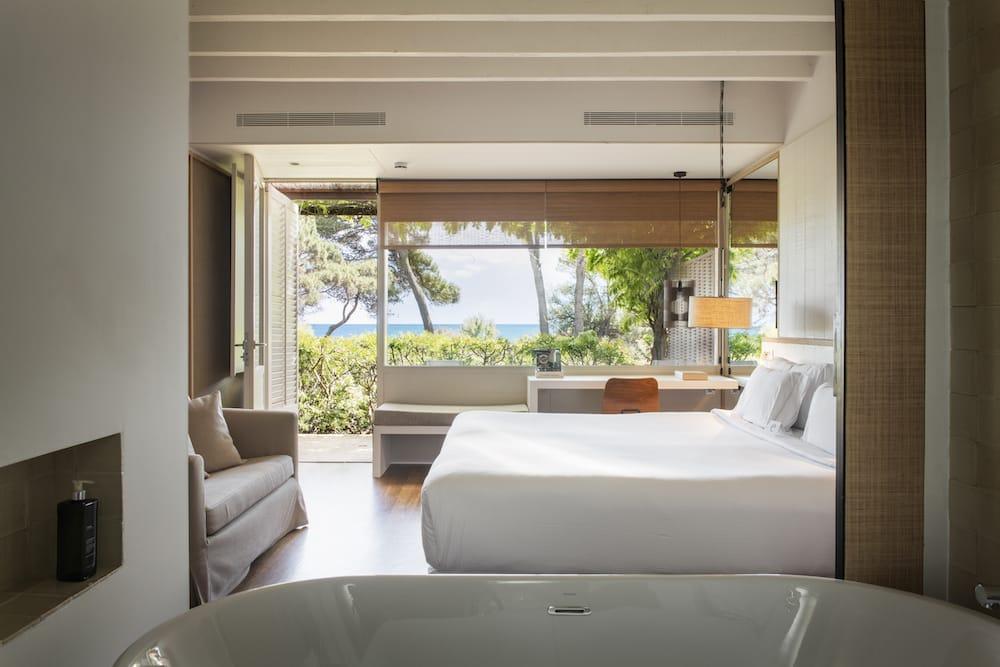 Habitación spa hotel Costa Brava