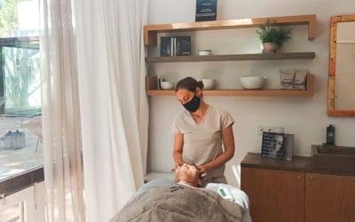 Promotion des soins du visage